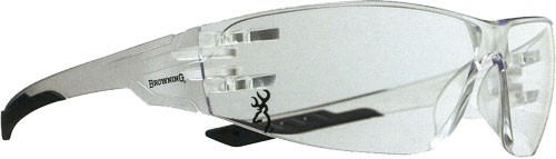 Browning Shooters Flex Shooting Glasses Clear/black
