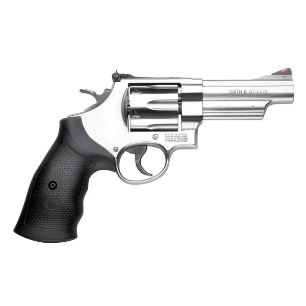 """Smith & Wesson 629 .44Mag 4"""" AS 6-Shot Stainless Rubber"""