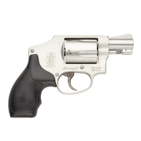 "Smith & Wesson 642 .38SPL+P 1.875"" FS 5-Shot Ss Rubber"