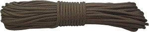 Red Rock 550 Parachute Cord 50 Feet Olive Drab