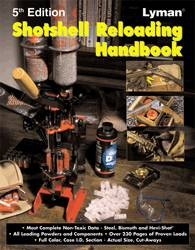Lyman Shotshell Handbook 5Th Edition 408 Pages