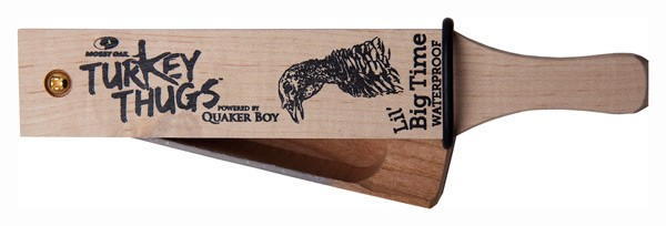 "Quaker Boy Thugs ""Lil Big Time"" Box Turkey Call"