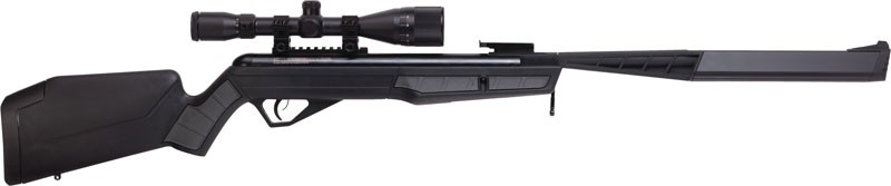 Benjamin Mayhem Sbd .22 Air Rifle W/3-9x40 Scope & Mount