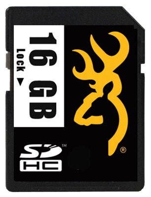 Browning 16Gb SD Memory Card Class 10