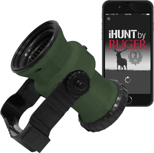Ihunt By Ruger Ultimate Game Call W/bluetooth Speaker