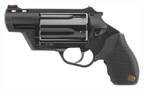"""Taurus Judge P. Defender Poly .45LC/.410 2.5"""" AS Blued Syn"""