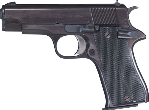 Ci Star Bm Pistol 9mm Luger 2-8rd Mag Very Good Condition