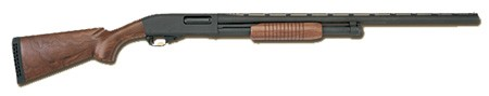"H&R Pardner Pump 12GA 3"" 28""VR W/Modified Tube Blued Walnut"