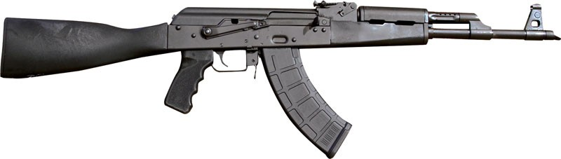 Century International RAS47S Stamped Ak-47 Rifle 7.62x39 Cal. Polymer Furniture