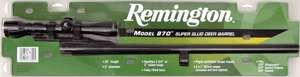 "Remington Barrel 870 12GA 3"" 23"" Rifled Cantilever W/2-7x32"