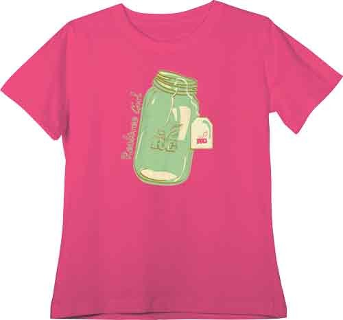 "Realtree Women's T-shirt ""sweet Tea"" 2x-large Fuchsia<"