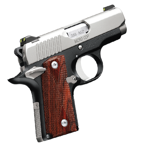 Kimber Micro CDP With Nite Sight .380 ACP