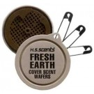 Hunters Specialties Primetime Scent Wafers Fresh Earth Scent
