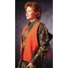 Hunters Specialties Super Quiet Orange Safety Vest One Size (Medium-3Xl)