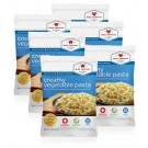 Wise Food Supply Creamy Pasta & Vegetables With Chicken Case Of 6