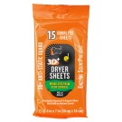 Dead Down Wind Dryer Sheets 15ct