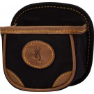 Bg Lona Canvas Shell Box Carrier Black/brown