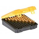 Plano Ammo Box 9Mm/.380ACP 100-Rnds Flip Top 6Pk Case Lot