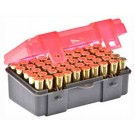 Plano Ammo Box .38/.357 50-Rnds Flip Top 6Pk Case Lots