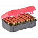 Plano Ammo Box .44/.45LC 50-Rnds Flip Top 6Pk Case Lots