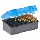 Plano Ammo Box Medium Rifle 50-Rnds Flip Top 6Pk Case Lots