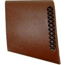 Pachmayr Recoil Pad Slip-On Medium Brown