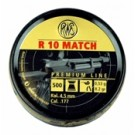 Umarex Pellets .177 R10 Match 8.2 Grains 500-Pack