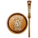 "Primos ""Bamboozled"" Glass Pot Style Turkey Call"