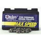 Daisy .177 Flat Head Pellets 250 Count Belt Pack/ 12Pk Case