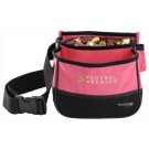 Champion Shell Pouch Double W/Belt Nylon Pink/Black