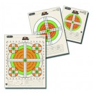 Champion Target Paper Redfield Style Sight-In 10-Pack