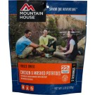 Mountain House Chicken Breast W/ Mashed Potatoe 2-1/2cup Svg