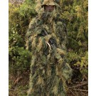 Red Rock Outdoor Gear Ghillie Suit Woodland 5 Piece Adult Medium/Large