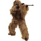 Red Rock 5 Piece Ghillie Suit Desert Youth Large