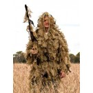 Red Rock Outdoor Gear Big Game Ghillie Suit Open Country  M/L 3 Pcs Leaf