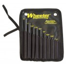 Wheeler Engineering 9-Pc Roll Pin Starter Set W/Storage Pouch