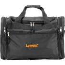 Lyman Handgun Range Bag Black Nylon W/carry Strap