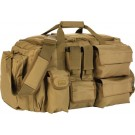 Red Rock Operations Duffle Bag Tan 7 External Utility Pouche