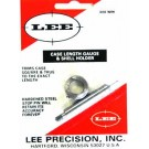 Lee Precision Trimmer Gauge .308 Win.