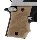 Hogue Grips Sigarms P938 W/Ambi Safety FDE