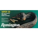 Remington Ammo .22 Long Rifle 50-Pk Viper 36Gr. Truncated Solid