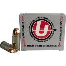 Underwood Ammo 9mm Luger +p+ 90gr. Xtreme Defender 20-pack