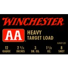 "Winchester Ammunition Ammo Aa Target 12GA. 2.75"" 1200FPS. 1-1/8Oz. #8 25-Pack"