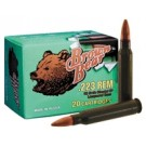 Brown Bear .223 Remington 55GR JHP 20-Pack