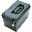 MTM Case-Gard Ammo Can Forest Green Lockable