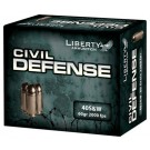 Liberty Ammo Ammo Civil Defense .40S&W 60GR HP 20-Pack