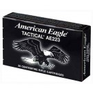Federal Cartridge Ammo Ae Tactical .223 55Gr. FMJ-BT 20-Pack