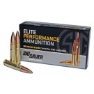 SIG Ammo .300 Black-Out 125Gr. Open Tip Match 20-Pack