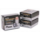 SIG Ammo 9MM Luger 115Gr. Elite V-Crown JHP 20-Pack