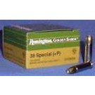Remington Gold Saber 38 Special +p 125gr Bjhp 25 pack